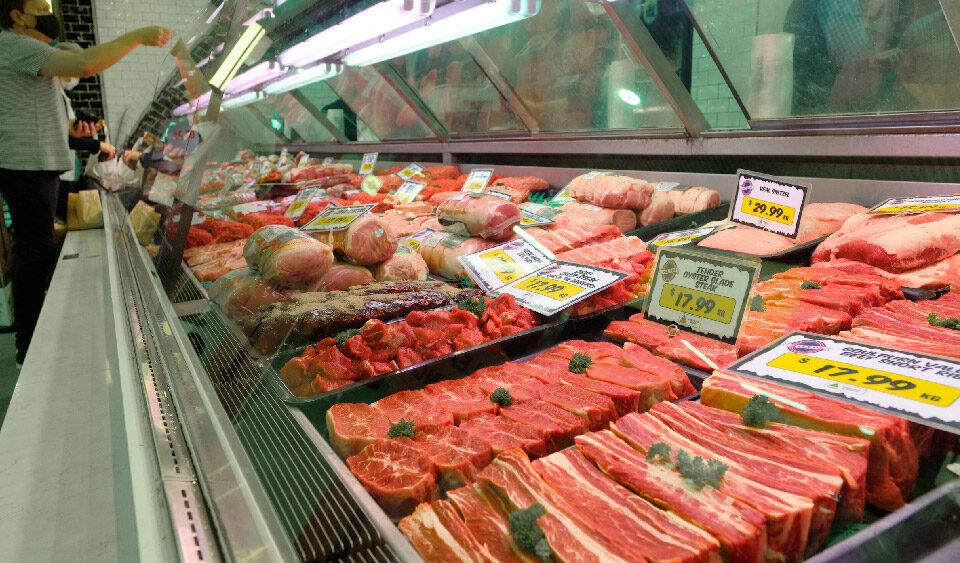 Ralphs Meats - South Melbourne Market - Produce