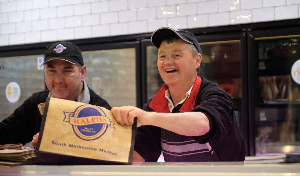 Ralphs Meats - South Melbourne Market - Staff